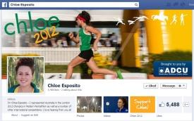 Chloe2012 Facebook page